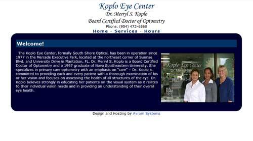 Koplo Eye Center