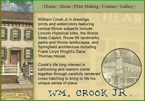 WilliamCrookJr.com